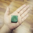 Химия для кожи - (паста ГОИ аналог) паста для заточки, полировки и правки инструментов. Кубик 30 грамм.