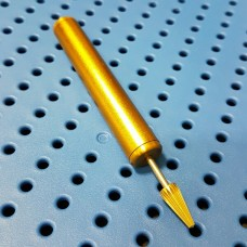 Машинка для нанесения краски на урез. Красильная машинка для уреза погружная - красильная ручка Beiging. ПРОМО!