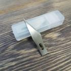 Запасные лезвия перьевые 5 штук для ножа Felix Pulke.