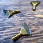 Насадка для биговки на паяльник (1 штука). Размер 1.5 мм.