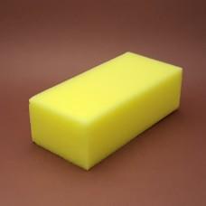 Спонж для нанесения химии - губка для аппретуры, краски, финиша 65х95х200 мм.