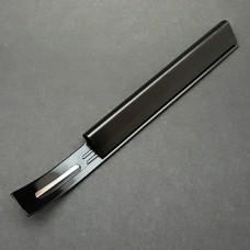 Бевеллер (super skiver) - нож для срезания кромки изогнутый.