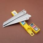 Запасные лезвия для нож для кожи Locking Craft Knife - 10 штук 60 градусов.