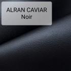 Кожа козлёнок Alran CHEVRE GRAIN CAVIAR чёрный 39 дм.