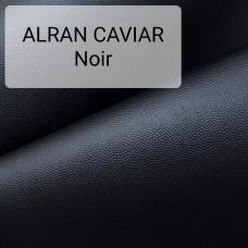 Кожа козлёнок Alran CHEVRE GRAIN CAVIAR чёрный 54 дм.