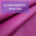 Кожа козлёнок Alran DIDEROT сливово-розовый 44 дм.