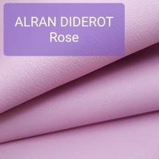 Кожа козлёнок Alran DIDEROT розовый 46 дм.