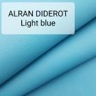 Кожа козлёнок Alran DIDEROT светло-голубой 43 дм.