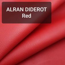 Кожа козлёнок Alran DIDEROT красный 55 дм.