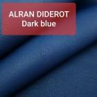 Кожа козлёнок Alran DIDEROT тёмно-синий 36 дм.