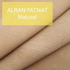 Кожа козлёнок Alran FatNat бежевый 49 дм.
