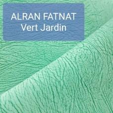 Кожа козлёнок Alran FatNat изумрудный 65 дм.