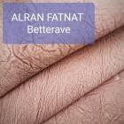 Кожа козлёнок Alran FatNat пыльный лиловый 70 дм.