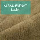 Кожа козлёнок Alran FatNat защитный хаки 55 дм.