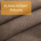 Кожа козлёнок Alran FatNat коричневый 44 дм.