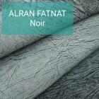 Кожа козлёнок Alran FatNat чёрный 57 дм.