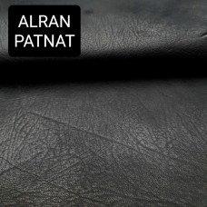 Полукожа козлёнок Alran PATNAT чёрный цвет 1.5 мм. 22 дм.кв.