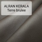 Кожа козлёнок Alran KERALA AVIATOR тёмно-коричневый 40 дм.