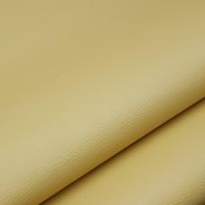 Полукожа козлёнок Alran Kerala пастельный жёлтый цвет ДВОЁНЫЙ до 0.8 мм. 27 дм.кв.