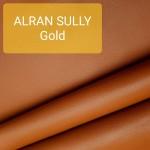 Кожа козлёнок Alran Sully золотисто-коричневый 38 ДВОЁНЫЙ до 0.6 мм.