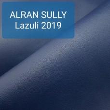 Кожа козлёнок Alran Sully синий коллекция 2019 года 37 дм.