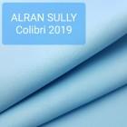 Кожа козлёнок Alran Sully коллекционный цвет COLIBRI 59 дм.