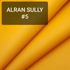 Кожа козлёнок Alran Sully жёлто-оранжевый 37 дм.