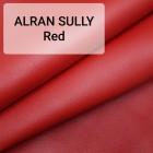Кожа козлёнок Alran Sully красный 51 дм.