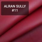 Кожа козлёнок Alran Sully брусничный 42 дм.