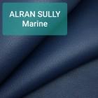 Кожа козлёнок Alran Sully тёмно-синий 35 дм.