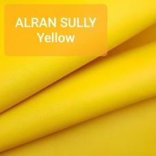 Кожа козлёнок Alran Sully жёлтый 52 дм.