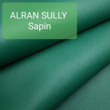 Кожа козлёнок Alran Sully зелёный 49 дм.