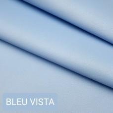 Полукожа козлёнок Alran Sully голубое небо ДВОЁНЫЙ до 0.55 мм. 23 дм.кв.
