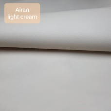 Кожа козлёнок Alran Sully молочный цвет 34 дм.кв.