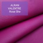 Кожа козлёнок Alran CHEVRE VALENTRE сливово-розовый 44 дм. УЦЕНКА!