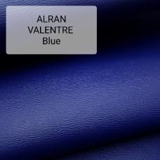 Полукожа козлёнок Alran Valentre пурпурно-синий цвет ДВОЁНЫЙ до 0.8 мм. 25 дм.кв.