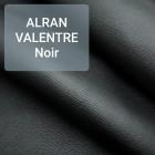 Кожа козлёнок Alran CHEVRE VALENTRE чёрный 34 дм.