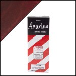 Краска для кожи проникающая - Angelus Dye. 3 OZ / 88.7 ml. в фирменной упаковке. Цвет - Oxblood.