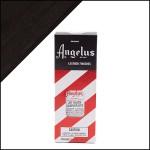 Краска для кожи проникающая - Angelus Dye. 3 OZ / 88.7 ml. в фирменной упаковке. Цвет - Pro Black.