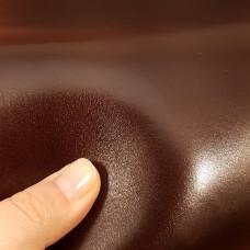 Кожа теленок Tannery D'Annonay box calf VEAU VOCALOU grade A темно-коричневый 37х57 см.