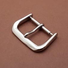 Пряжка для часового ремешка 100% нерж.сталь 20 мм.
