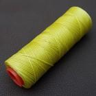 DAFNA нитки для кожи. 100 м. 1.0 мм. жёлтый.