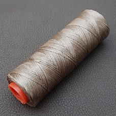 DAFNA нитки для кожи. 100 м. 1.0 мм. серый.