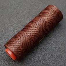 DAFNA нитки для кожи. 100 м. 1.0 мм. св.коричневый.
