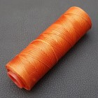 DAFNA нитки для кожи. 100 м. 1.0 мм. оранжевый.