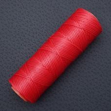 DAFNA нитки для кожи. 100 м. 1.0 мм. красный.