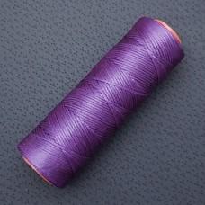 DAFNA нитки для кожи. 100 м. 1.0 мм. фиолетовый.