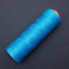 DAFNA нитки для кожи. 100 м. 1.0 мм. голубой.