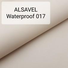 Кожа подкладочная для часовых ремешков Alsavel lining отрез 25х40 см. ДВОЁНЫЙ 1 сорт 0.8 мм.