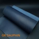 Кожа телёнка SOFTY GR DAUPHIN отрез 30х78 см. тёмно-синий.